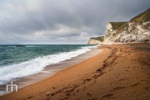 Durdle Door, Dorset Coast, England, Coast, White Cliffs, Pebble Beach
