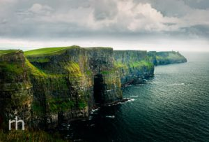 Cliffs of Moher, County Clare, Ireland, Cliffs, Atlantic Coast