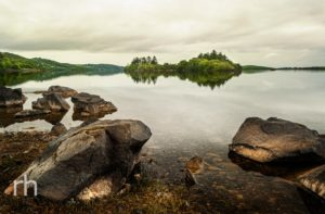 Lough Corrib, County Galway, Ireland